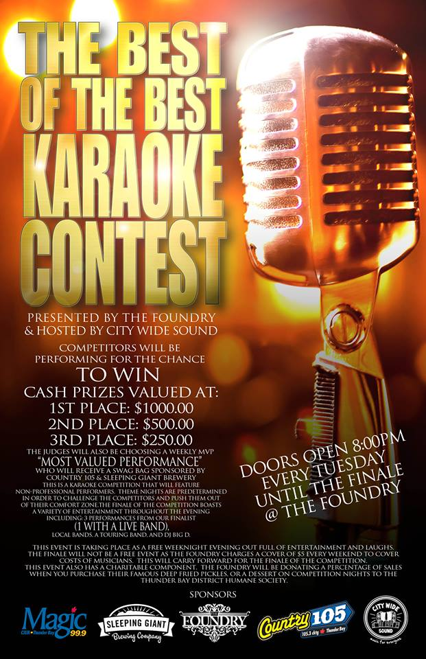 The Best of The Best Karaoke Contest | tbshows